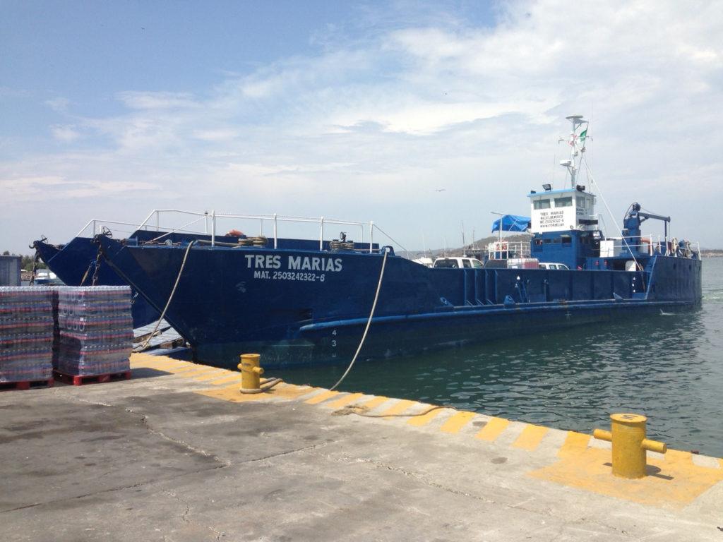 Naviera 3 Marías - Transporte Marítimo